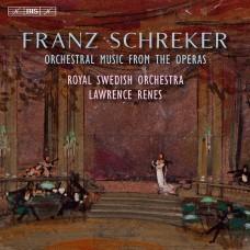 許瑞克:歌劇管弦作品集 Schreker:Orchestral Music from the Operas