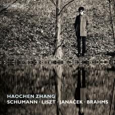 張昊辰 / 舒曼,李斯特,楊納傑克,布拉姆斯鋼琴曲集 Haochen Zhang – Piano Recital