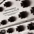 (SACD)蕭士塔高維契:第1&15號交響曲Shostakovich - Symphonies Nos 1 & 15