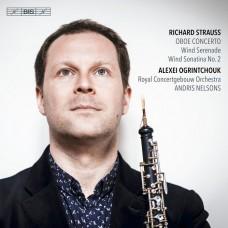 理查.史特勞斯 :雙簧管協奏曲  阿雷西.歐格林裘克 雙簧管  /   Alexei Ogrintchouk / Richard Strauss – Oboe Concerto
