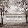 艾伍士: 鋼琴奏鳴曲第二號及小提琴奏鳴曲第四號  / Joonas Ahonen, Pekka Kuusisto / Ives–Children's Day at the Camp Meeting & Concord Sonata