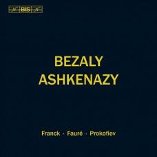 佛瑞&法蘭克&普羅高菲夫長笛改編奏鳴曲 莎朗.貝札莉 長笛 阿胥肯納吉 鋼琴 / Sharon Bezaly & Vladimir Ashkenazy / Franck&Faure&Prokofiev: Sonatas
