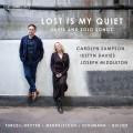 失去的是我的寧靜-獨唱及二重唱歌曲集 卡洛琳.桑普森 女高音 / 艾斯汀.戴維斯 假聲男高音 / Carolyn Sampson, Iestyn Davies / Lost Is My Quiet - Duet & Solo Songs
