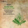 莫札特: 共濟會的作品(清唱劇及葬禮音樂) 威倫斯 指揮 科隆學院合唱團/管弦樂團 / Willens / Mozart - Masonic Works