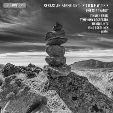 法格倫德: (石雕)管弦樂曲 漢努.林圖  指揮芬蘭廣播交響樂團 / Eskelinen & Lintu / Fagerlund – Stonework