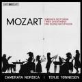 莫札特:小夜曲 & 嬉遊曲  北歐室內樂團 / Camerata Nordica / Mozart – Serenades & Divertimenti