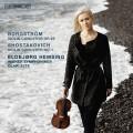 蕭士塔高維契/包以斯狄姆: 小提琴協奏曲 恩碧歐.荷姆欣 小提琴 維也納交響樂團 / Eldbjorg Hemsing / Borgstrom & Shostakovich - Violin Concertos