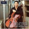 海頓:兩首大提琴協奏曲、貝多芬:兩首浪漫曲 Haydn:Cellokonzerte、Beethoven:Romanzen (Muller-schott 繆勒-修特, 大提琴)