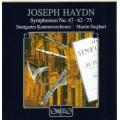 海頓:交響曲第47, 62, 75號 Haydn:Symphonien Nos. 47, 62, 75