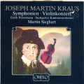 "克勞斯:C小調交響曲""葬禮交響曲""、小提琴協奏曲 Kraus:Symphony in C minor, VB 148 'Symphonie funébre'、Concerto for violin in C Major"