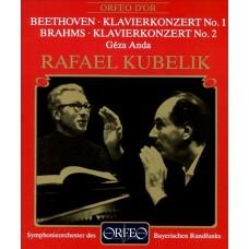貝多芬:C大調第一號鋼琴協奏曲作品15、布拉姆斯:B大調第二號鋼琴協奏曲作品83 Beethoven:Piano Concerto No. 1、Brahms:Piano Concerto No. 2