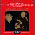 亨德密特:大提琴協奏曲;交響舞曲 Hindemith:Cello Concerto、Symphonic Dances