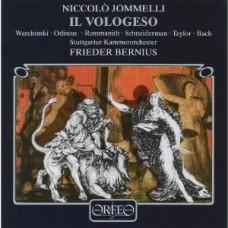 喬梅利:戲劇音樂《佛羅蓋索》 Jommelli:Il Vologeso