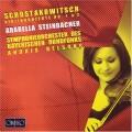 蕭士塔高維契:第一、二號小提琴協奏曲 Shostakovich:Violin Concerto No.1、No.2