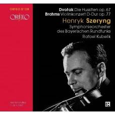 德弗札克:胡賽特序曲,Op.67、布拉姆斯:D大調小提琴協奏曲,Op.77 Brahms:Violin Concerto in D major, Op. 77、Dvorak:Hussite Overture, Op. 67
