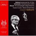 凱伯特指揮布拉姆斯、舒曼、理查.史特勞斯 Keilberth conducts Brahms, Schumann, Strauss, R