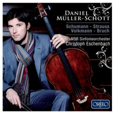 舒曼、理查.史特勞斯、沃克曼、布魯赫:大提琴作品集 (丹尼爾.穆勒–修特, 大提琴) Daniel Müller-Schott plays Cello Concertos