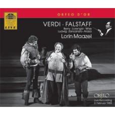 威爾第:歌劇「法斯塔夫」 Verdi:Falstaff