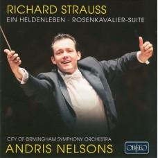 理查.史特勞斯:英雄生涯、玫瑰騎士組曲 Strauss:Ein Heldenleben & Der Rosenkavalier Suite