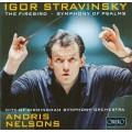 史特拉文斯基:火鳥(1910年芭蕾完整版)、詩篇交響曲 Stravinsky:The Firebird & Symphony of Psalms