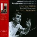 伯恩斯坦:第二號交響曲「焦慮年代」、蕭士塔高維契:第五號交響曲 Bernstein:Symphony No.2「Age of Anxiety」、Shostakovich:Symphony No.5