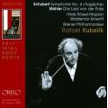舒伯特:C小調交響曲、馬勒:大地之歌 Rafael Kubelik conducts Schubert & Mahler