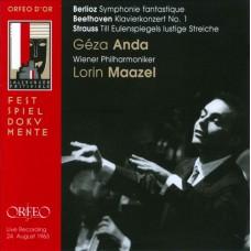 馬捷爾指揮白遼士、貝多芬 & 理查.史特勞斯 Maazel conducts Berlioz  Beethoven; Strauss Live Recording 1963.8.24