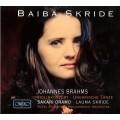 布拉姆斯:小提琴協奏曲、匈牙利舞曲 Brahms:Violin Concerto、Hungarian Dances (Baiba Skride 貝芭.絲凱德, 小提琴)