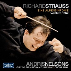 理查.史特勞斯:阿爾卑斯交響曲、七紗舞 R. Strauss:Eine Alpensinfonie、Salome: Dance of the Seven Veils