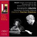 莫札特:慢板與賦格、第30、32號交響曲、第18號鋼琴協奏曲 Mozart:Adagio & Fugue K546 & Symphonies K202, 318 & Piano Concerto K456