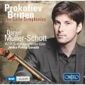 丹尼爾・穆勒ー修特演奏普羅高菲夫、布列頓 Daniel Muller Schott plays Britten & Prokofiev (Muller-schott 繆勒-修特, 大提琴)