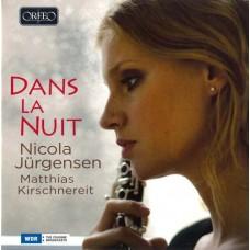 豎笛的夜之歌~法國作品改編輯 Dans la Nuit~Melodies for Clarinet