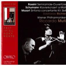 慕提的薩爾茲堡音樂節初登場 Riccardo Muti conducts Rossini, Schumann & Mozart