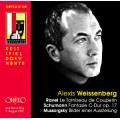 魏森伯格彈奏拉威爾、舒曼、穆索斯基 Alexis Weissenberg plays Ravel, Schumann & Mussorgsky
