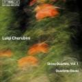 凱魯畢尼:弦樂四重奏第一集 Cherubini:String Quartets, Vol.1