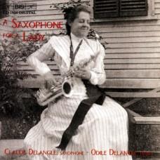 仕女薩克斯風曲集 A Saxophone for a Lady