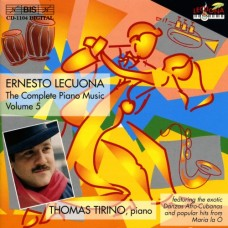 雷果納:鋼琴音樂第五集 Ernesto Lecuona Piano Music Vol.5