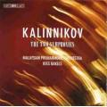 卡林尼可夫:兩首交響曲 Kalinnikov:The Two Symphonies