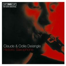 歷史的薩克斯風 Historic Saxophone