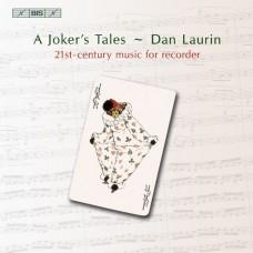 丑角牌的故事~二十一世紀木笛音樂 A Joker's Tales.21st-century Music for Recorder