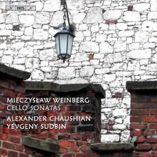 溫伯格:大提琴奏鳴曲 Weinberg:Cello Sonatas