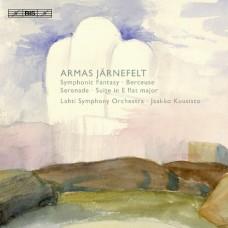 阿爾馬斯.亞尼菲爾特:管弦作品 Armas Järnefelt:Orchestral Works