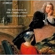 18世紀法國三重奏鳴曲 The Trio Sonata in 18th-Century France