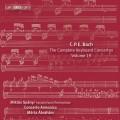 CPE巴哈:鍵盤協奏曲第19集 C P E Bach:Keyboard Concertos, Vol.19