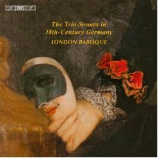 18世紀德國三重奏鳴曲 The Trio Sonata in 18th-Century Germany