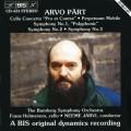 佩爾特:第一~三號交響曲、大提琴協奏曲 Part:Symphonies 1 - 3 etc.