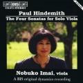 亨德密特:四首《無伴奏中提琴奏鳴曲》Hindemith:Sonata for Solo Viola