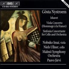 尼斯特拉姆:北極海交響詩、中提琴協奏曲「向法國致敬」、給大提琴與管弦樂團的交響協奏曲 Nystroem - Ishavet