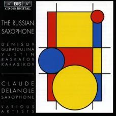 俄羅斯薩克風曲集 The Russian Saxophone