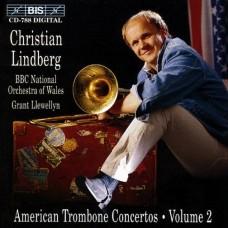 美國長號協奏曲第二集 American Trombone Concertos, Vol.2